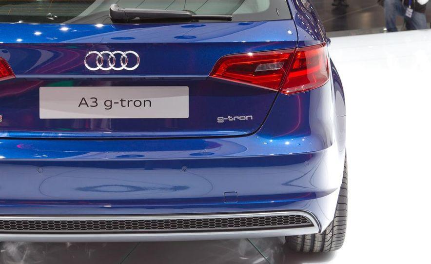 2014 Audi A3 Sportback g-tron - Slide 20