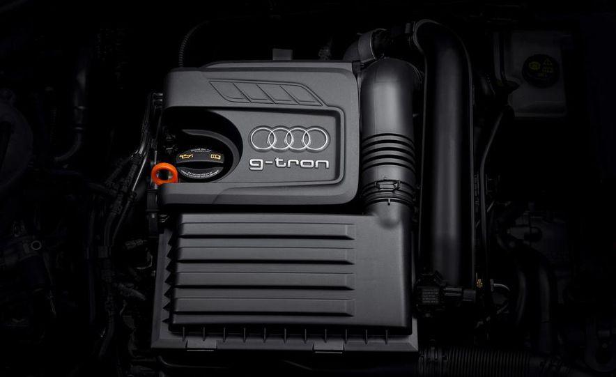 2014 Audi A3 Sportback g-tron - Slide 34