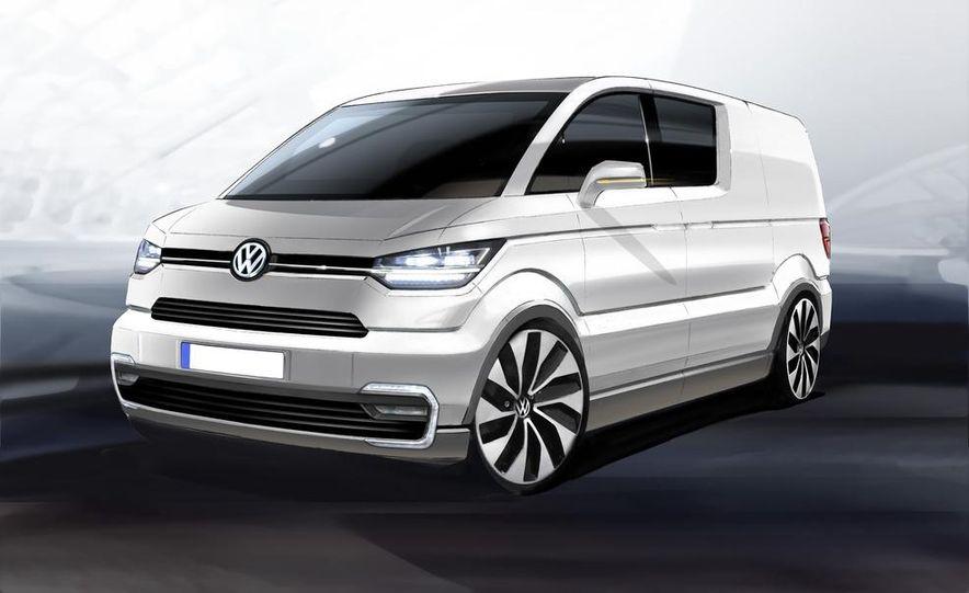 Volkswagen e-Co-Motion concept - Slide 25