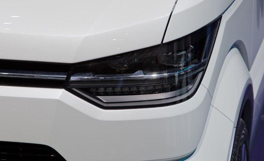 Volkswagen e-Co-Motion concept - Slide 20
