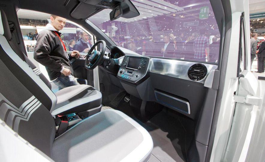 Volkswagen e-Co-Motion concept - Slide 21