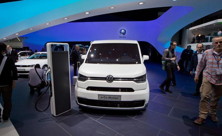 Volkswagen e-Co-Motion concept - Slide 3