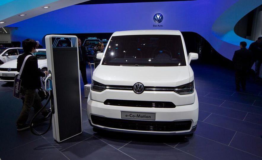 Volkswagen e-Co-Motion concept - Slide 4