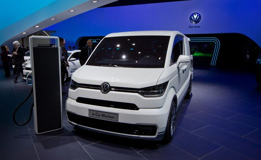 Volkswagen e-Co-Motion concept - Slide 5