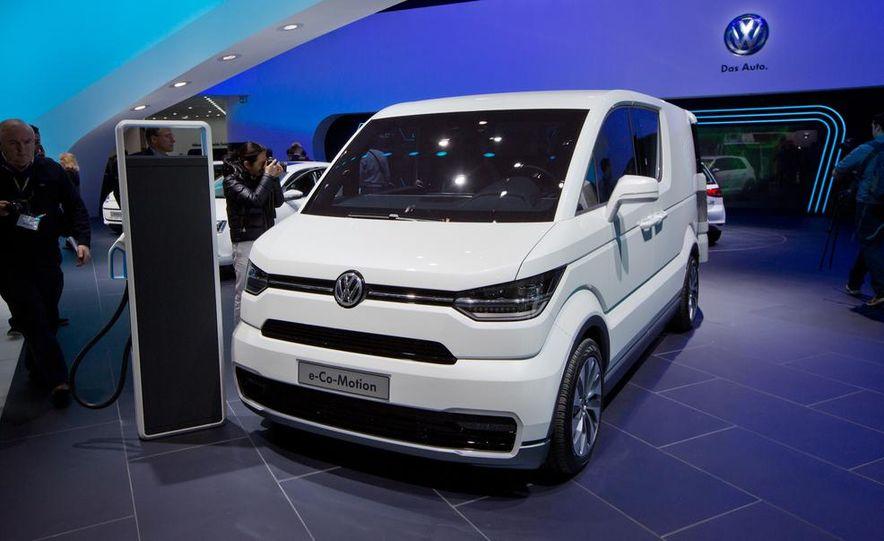 Volkswagen e-Co-Motion concept - Slide 6