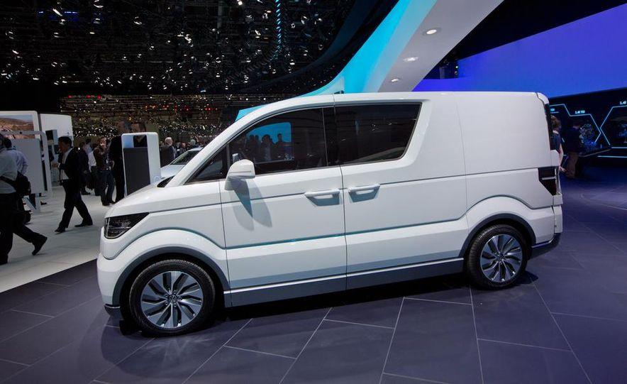 Volkswagen e-Co-Motion concept - Slide 7