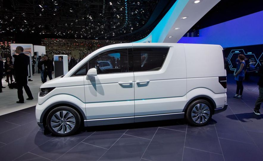 Volkswagen e-Co-Motion concept - Slide 8