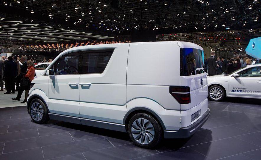 Volkswagen e-Co-Motion concept - Slide 9