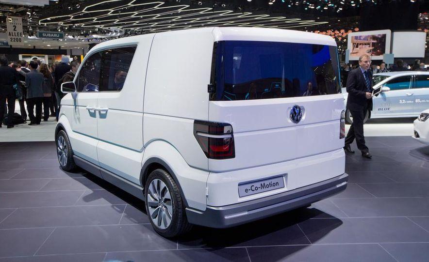 Volkswagen e-Co-Motion concept - Slide 10