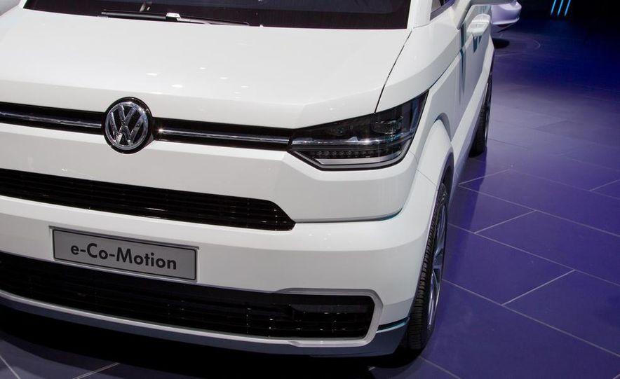 Volkswagen e-Co-Motion concept - Slide 17