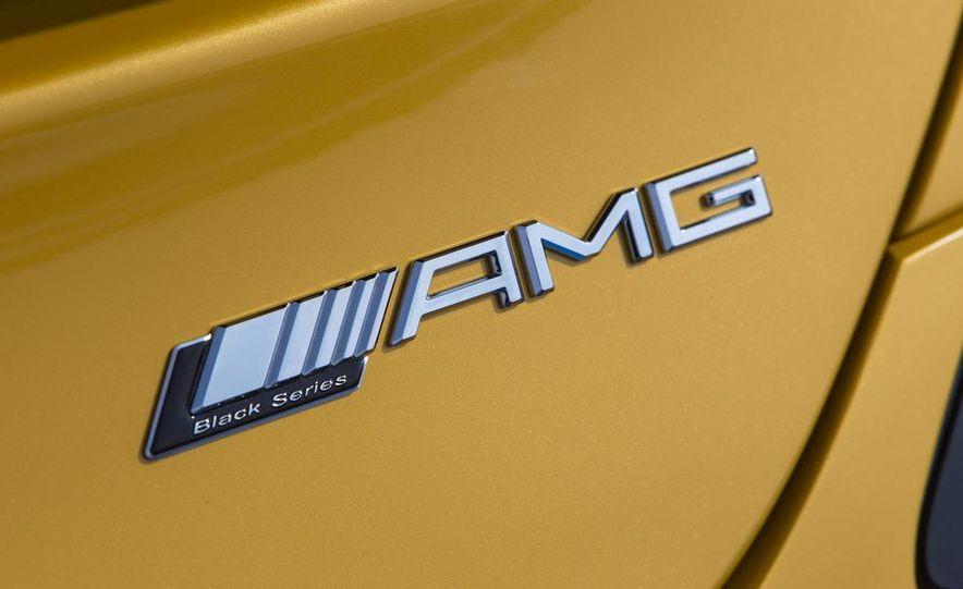 2014 Mercedes-Benz SLS AMG Black Series - Slide 29