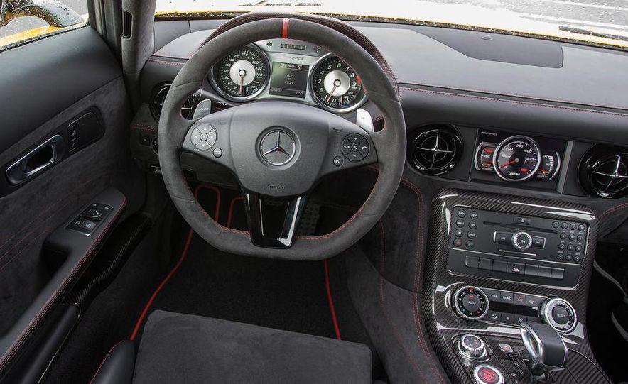 2014 Mercedes-Benz SLS AMG Black Series - Slide 33