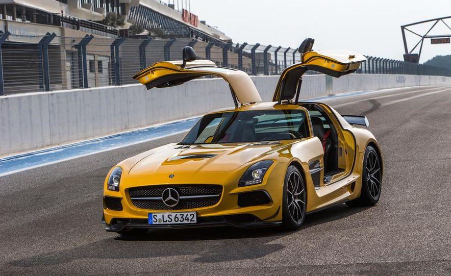 2014 Mercedes-Benz SLS AMG Black Series - Slide 8