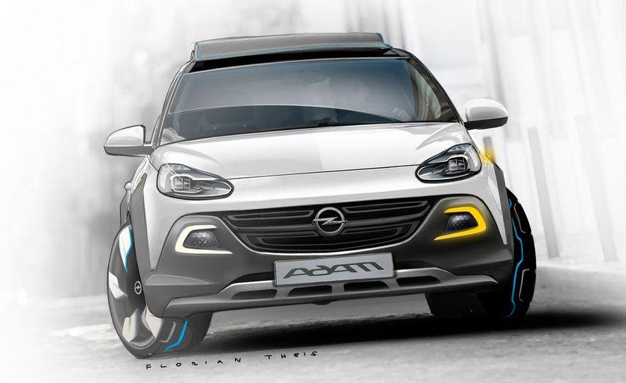 Opel Adam Rocks concept - Slide 17