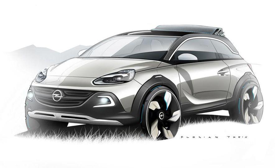 Opel Adam Rocks concept - Slide 18