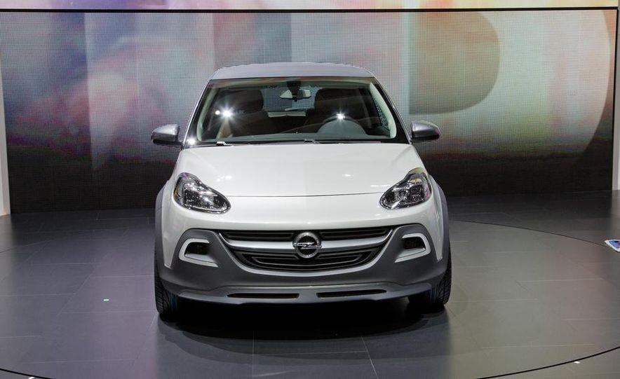 Opel Adam Rocks concept - Slide 4