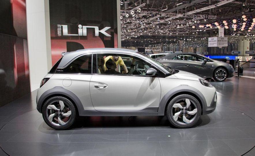Opel Adam Rocks concept - Slide 5