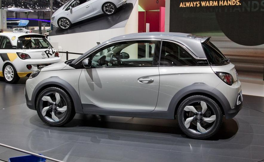 Opel Adam Rocks concept - Slide 6