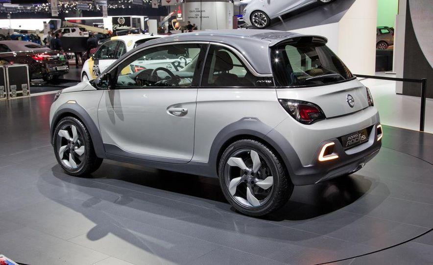 Opel Adam Rocks concept - Slide 7