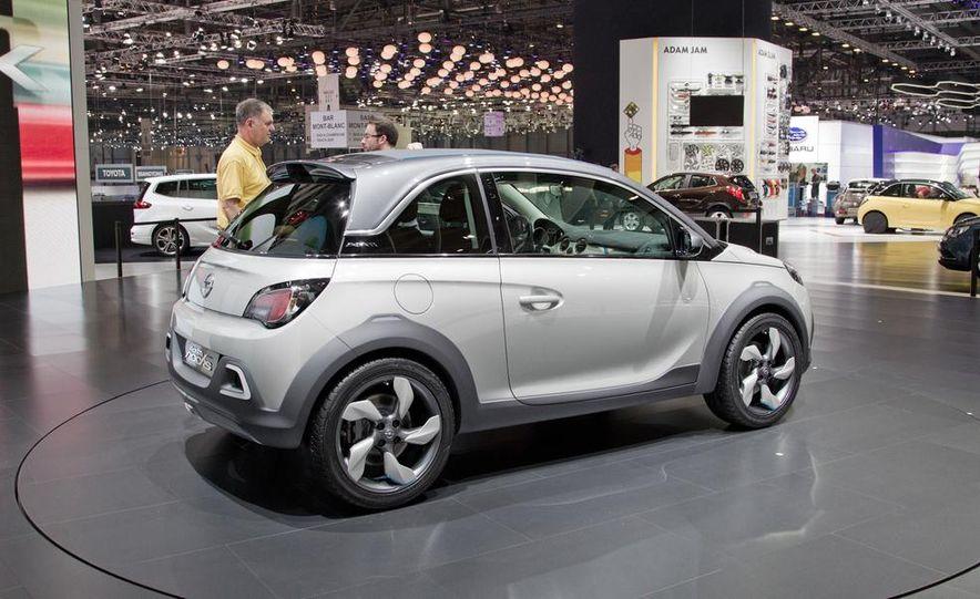 Opel Adam Rocks concept - Slide 8