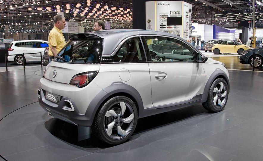 Opel Adam Rocks concept - Slide 9