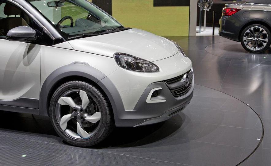 Opel Adam Rocks concept - Slide 10