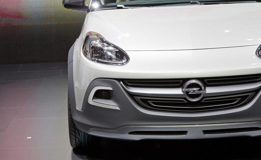 Opel Adam Rocks concept - Slide 11