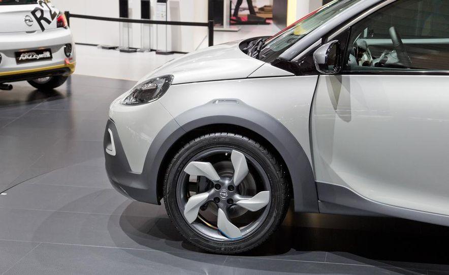 Opel Adam Rocks concept - Slide 12