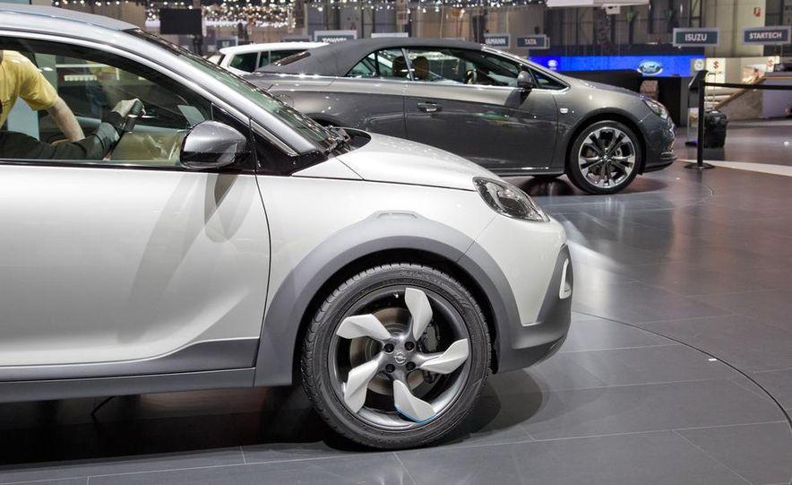 Opel Adam Rocks concept - Slide 13