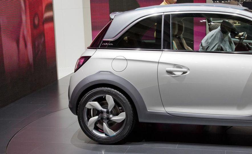Opel Adam Rocks concept - Slide 14