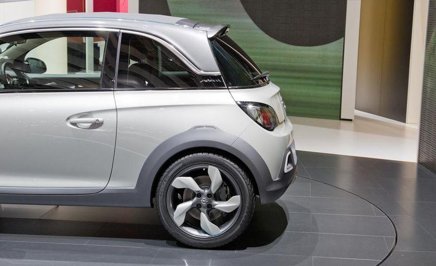 Opel Adam Rocks concept - Slide 15
