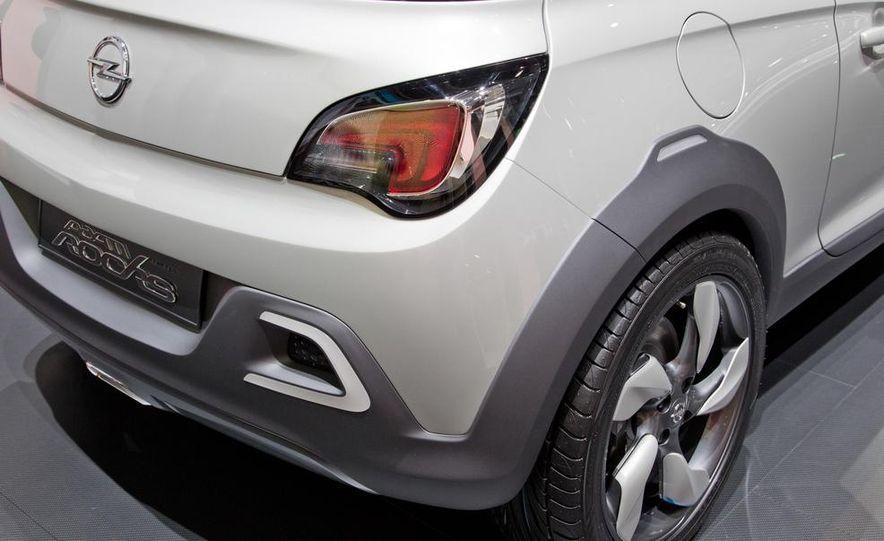 Opel Adam Rocks concept - Slide 16