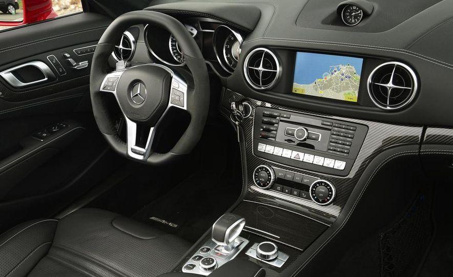 2013 Mercedes-Benz SL63 AMG - Slide 18