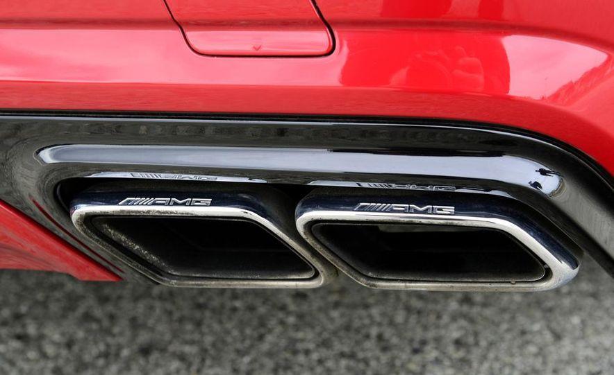 2013 Mercedes-Benz SL63 AMG - Slide 17
