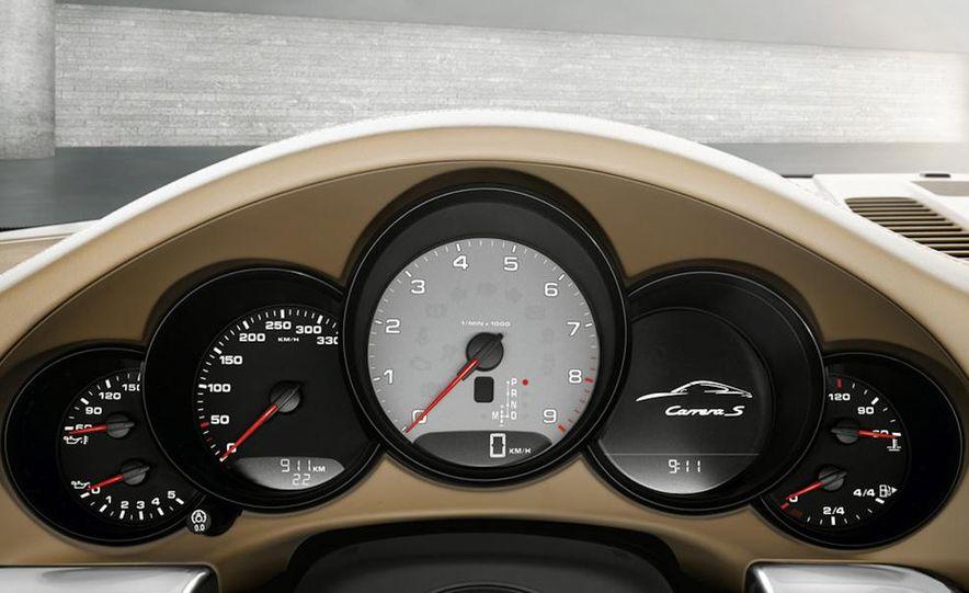 2013 Porsche Carrera S cabriolets - Slide 36