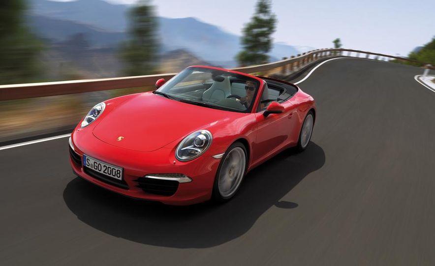 2013 Porsche Carrera S cabriolets - Slide 6