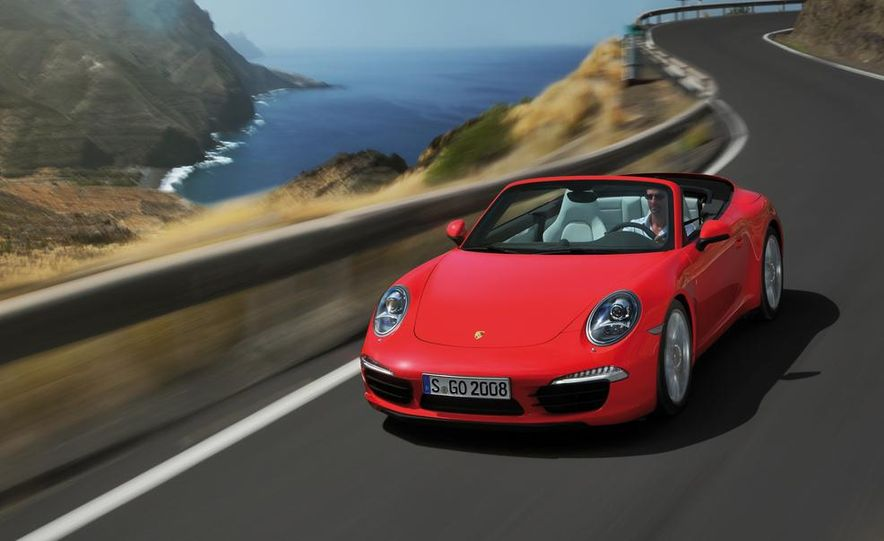 2013 Porsche Carrera S cabriolets - Slide 8