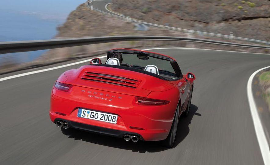 2013 Porsche Carrera S cabriolets - Slide 9