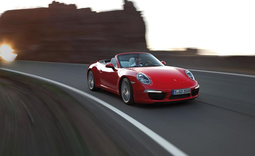 2013 Porsche Carrera S cabriolets - Slide 10