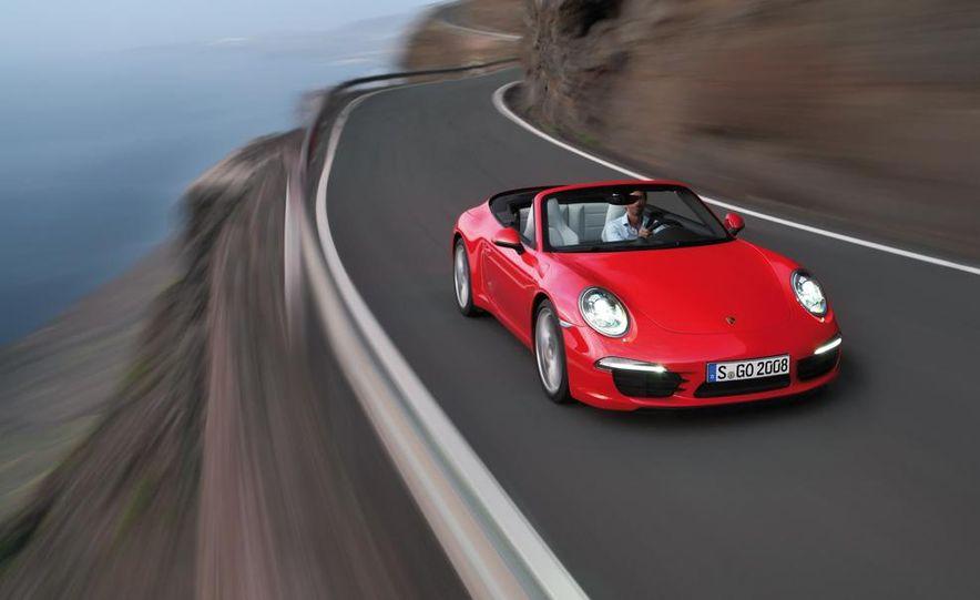 2013 Porsche Carrera S cabriolets - Slide 11