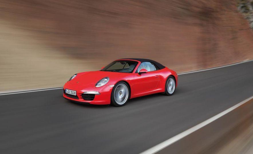 2013 Porsche Carrera S cabriolets - Slide 12