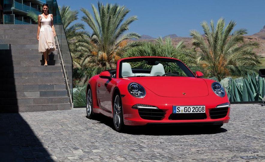 2013 Porsche Carrera S cabriolets - Slide 14