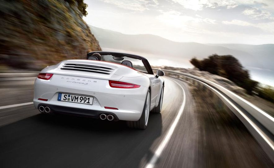 2013 Porsche Carrera S cabriolets - Slide 21