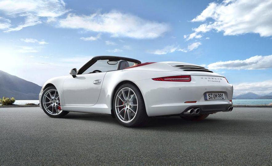 2013 Porsche Carrera S cabriolets - Slide 23