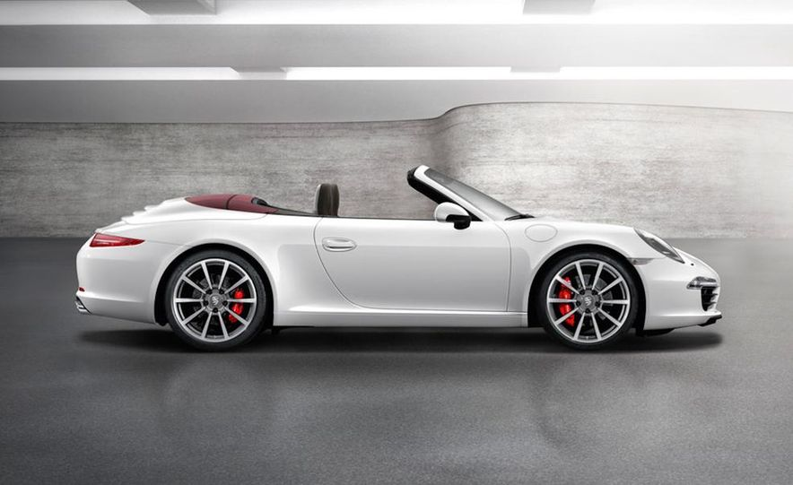 2013 Porsche Carrera S cabriolets - Slide 26