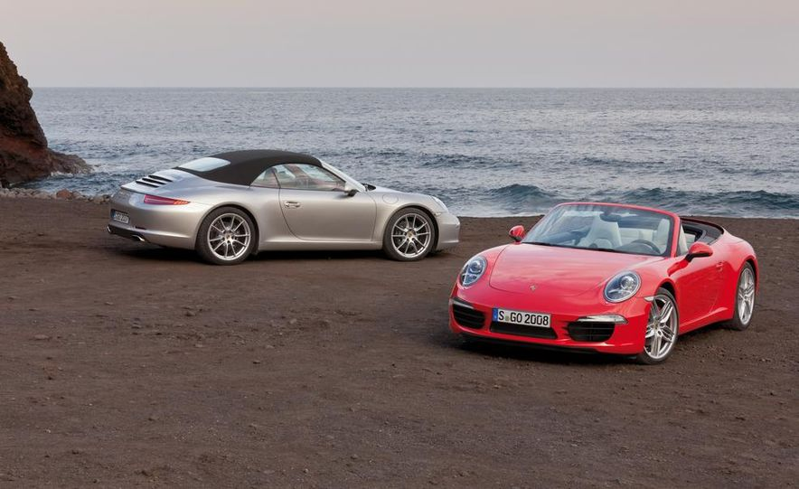 2013 Porsche Carrera S cabriolets - Slide 1