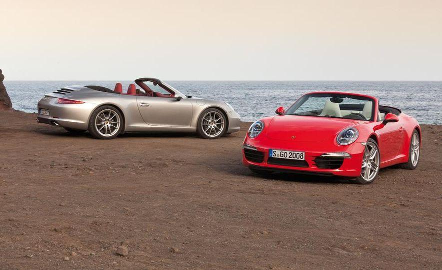 2013 Porsche Carrera S cabriolets - Slide 2