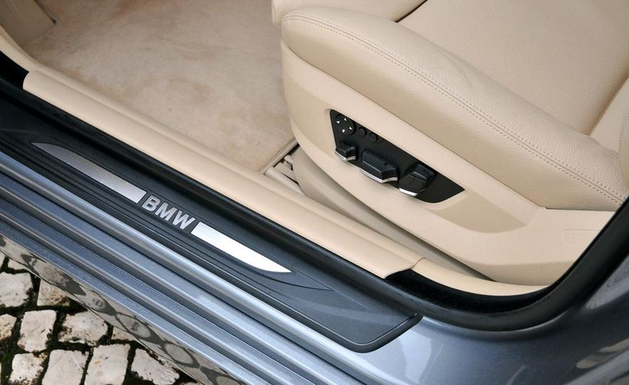 2014 BMW 5-Series (spy photo) - Slide 40