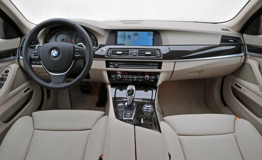 2014 BMW 5-Series (spy photo) - Slide 25