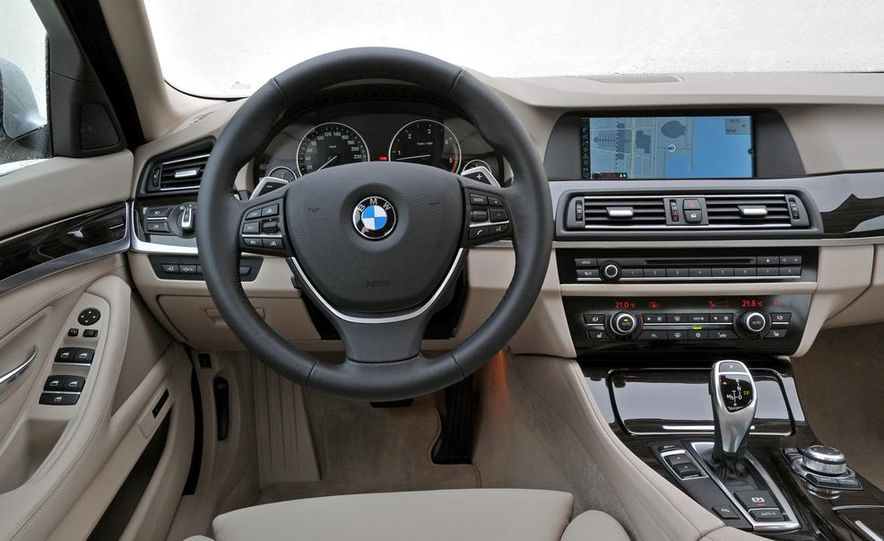 2014 BMW 5-Series (spy photo) - Slide 26